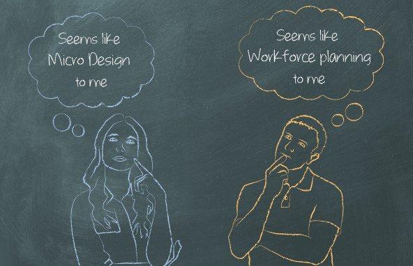 OrgVue - Micro Design vs. Workforce Planning