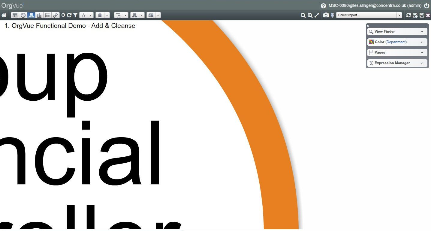 OrgVue - PDFs