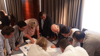 Exercise - designing roles and activities for the future organisation